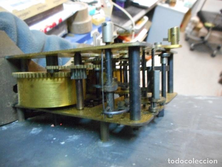 Relojes de pared: curioso reloj regulador bagues funcionando - Foto 10 - 112256039