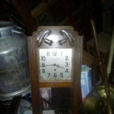 Relojes de pared: ANTIGUO RELOJ DE PARED FRANCÉS. Lote 112516384
