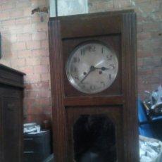Relojes de pared: RELOJ DE PARED SIGLO XLX PARISINO. Lote 112516706