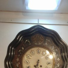 Relojes de pared: RELOJ DE PARED SIGLO XIX. Lote 113907867