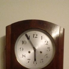 Relojes de pared: RELOJ DE PARED CARGA MANUAL. Lote 115902179