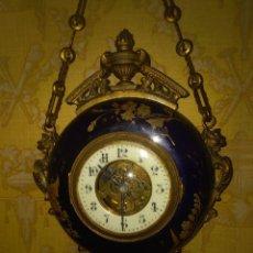 Relojes de pared: RELOJ FRANCES FARCOT SIGLO XIX. Lote 115936467