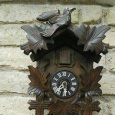Relojes de pared: RELOJ CUCÚ DE PARED. Lote 116105822