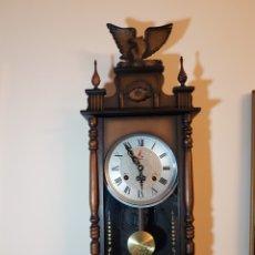 Relojes de pared: RELOJ ANTIGUO DE PARED LAVA. Lote 120071012