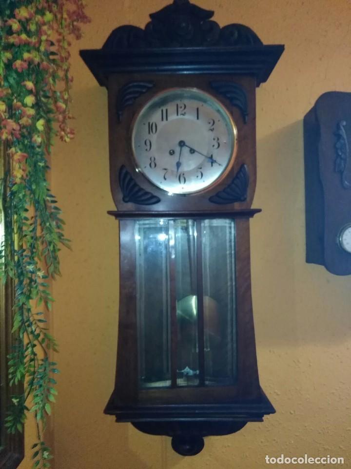 RELOJ DE PARED MODERNISTA (Relojes - Pared Carga Manual)