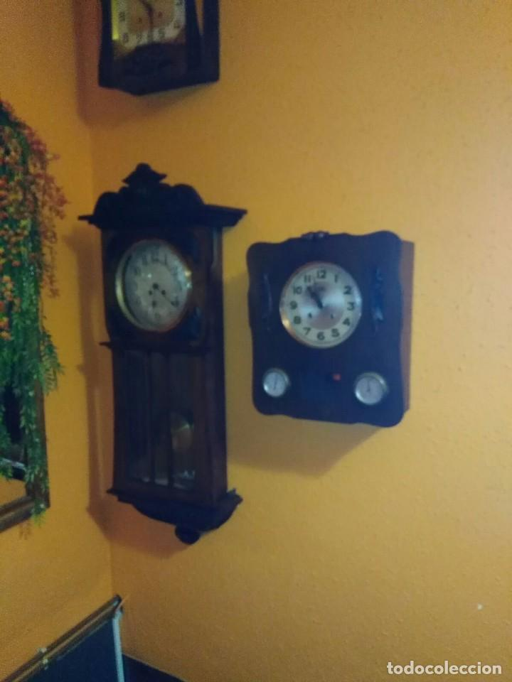 Relojes de pared: Reloj de pared modernista - Foto 4 - 116279555