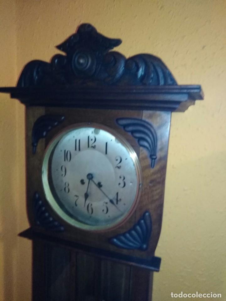 Relojes de pared: Reloj de pared modernista - Foto 5 - 116279555