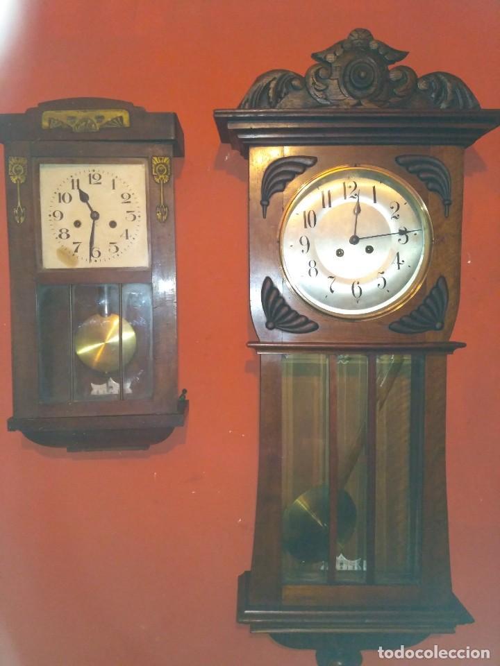 Relojes de pared: Reloj de pared modernista - Foto 6 - 116279555