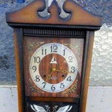 Relojes de pared: RELOJ LAVA. Lote 116481223