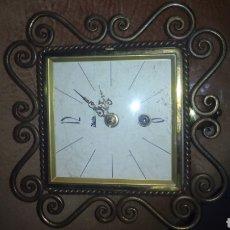 Relojes de pared: RELOJ DE COLGAR ,DE MAQUINARIA. Lote 116855842