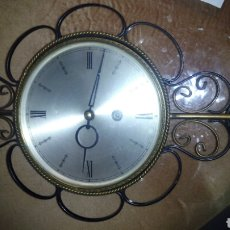 Relojes de pared: RELOJ DE COLGAR , MAQUINARIA. Lote 116856587
