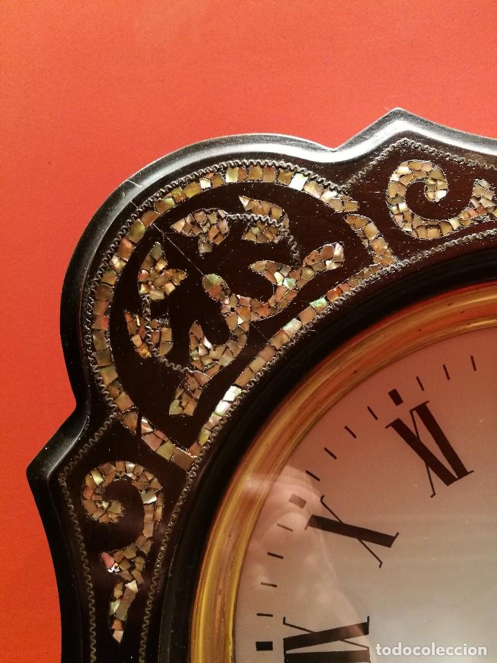 Relojes de pared: Reloj ojo de buey - Foto 4 - 116971683