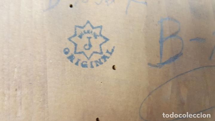 Relojes de pared: CAJA DE RELOJ DE PARED. MADERA DE NOGAL. ROHRGONG. ALEMANIA. SIGLO XIX-XX. - Foto 22 - 117122691