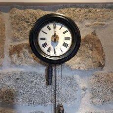 Relojes de pared: RELOJ RATERA CIRCULAR. Lote 116876831