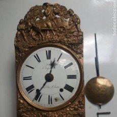 Relojes de pared: RELOJ MOREZ. Lote 117827520