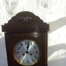 Relojes de pared: ANTIGUO RELOJ DE PARED,FUNCIONANDO. Lote 118051854