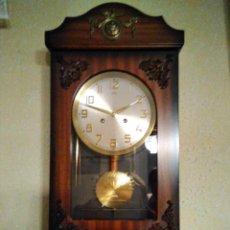 Relojes de pared: RELOJ DE PARED ANTIGÜO. Lote 118433395