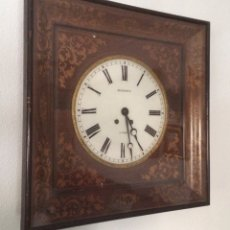 Relojes de pared: ANTIGUO RELOJ BERTHOUD A PARIS. Lote 118912239