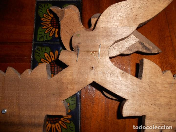 Relojes de pared: RELOJ CUCU-CUCO 7-8 DÍAS DE CUERDA ,MADE IN GERMANY( ALEMANIA,SELVA NEGRA).MECÁNICO. - Foto 13 - 119558207