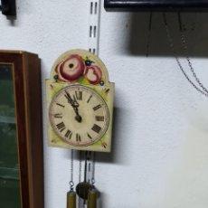 Relojes de pared: RELOJ DE RATERA M21X15. Lote 119564906