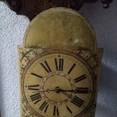 Relojes de pared: RELOJ DE RATERA FUNCIONANDO Y COMPLETO. Lote 119912834