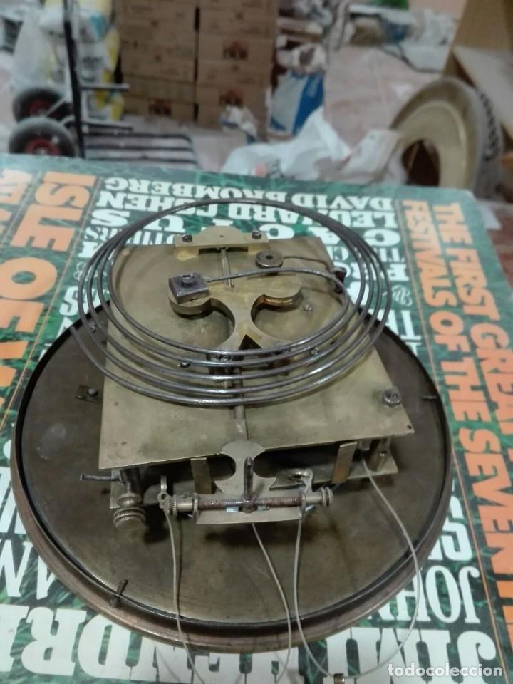 Relojes de pared: reloj de pared carga manual antiguo regulador de Viena - Foto 6 - 101460583