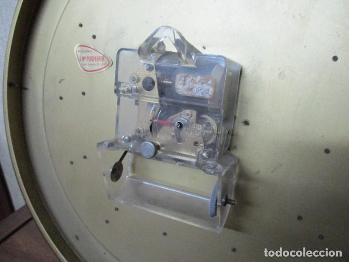 Relojes de pared: reloj de pared ojo de buey - Foto 3 - 121110767