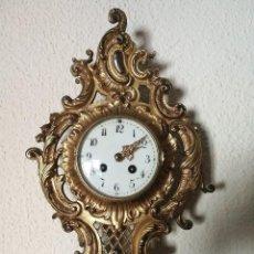 Relojes de pared: RELOJ SIGLO XIX. Lote 121124915