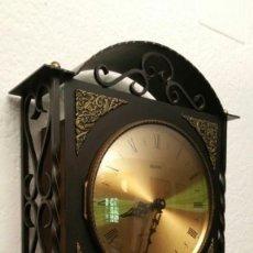 Relojes de pared: INTERESANTE RELOJ DE PARED HERMLE, 8 DIAS SONERIA - FUNCIONAMIENTO OK. Lote 121309115