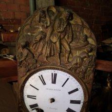 Relojes de pared: ANTIGUO RELOJ MORET PARA PIEZAS O RESTAURACIÓN. Lote 121582135