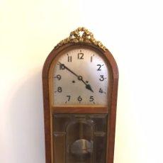 Relojes de pared: ANTIGUO RELOJ DE PARED DEL SIGLOXIX. Lote 122000376