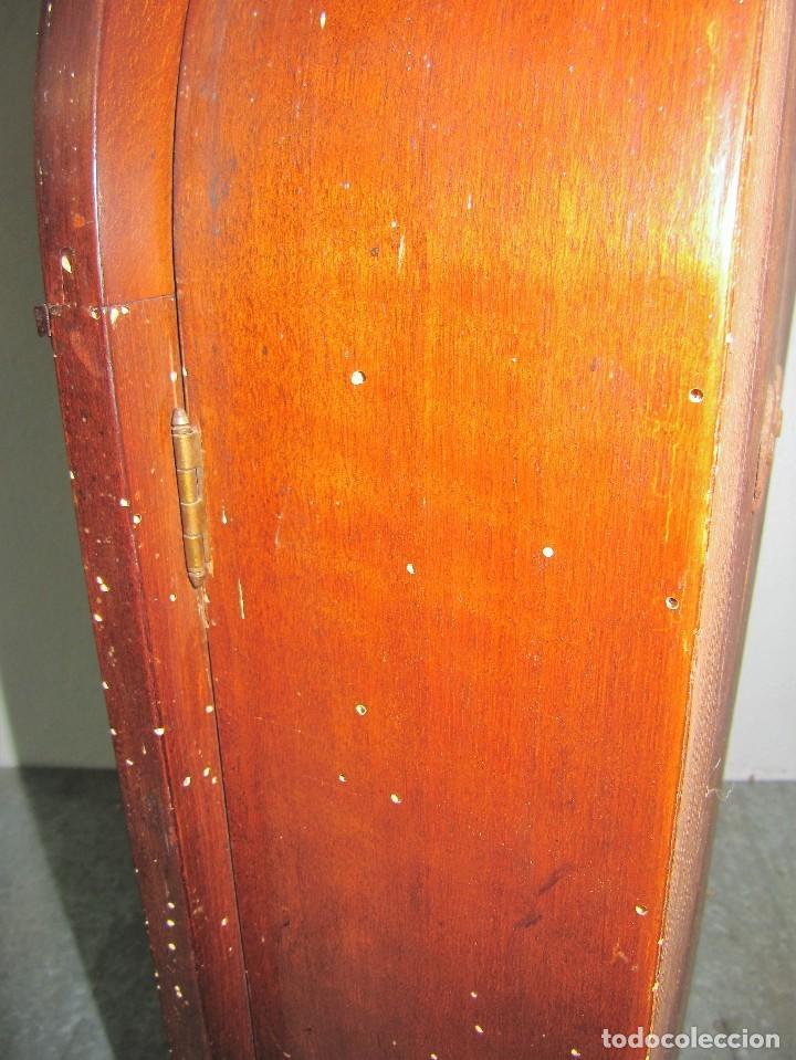 Relojes de pared: Reloj de pared en madera,España - Foto 2 - 129030982