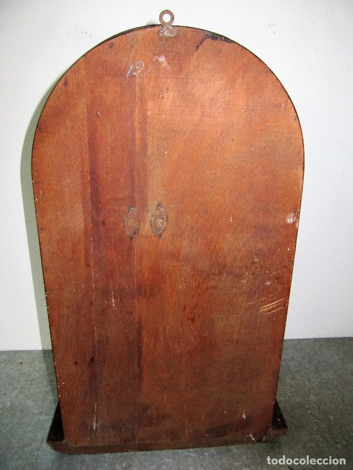 Relojes de pared: Reloj de pared en madera,España - Foto 3 - 129030982