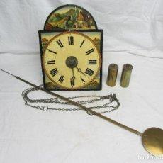 Relojes de pared: RELOJ DE RATERA O SELVA NEGRA. Lote 123586107
