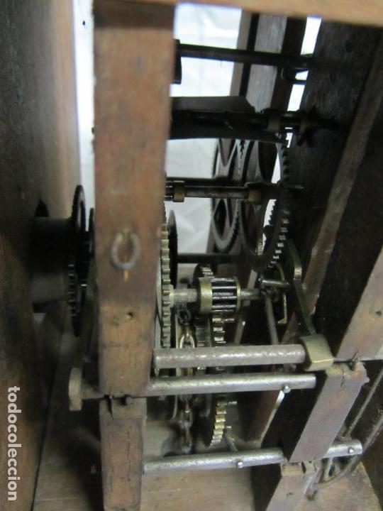 Relojes de pared: Reloj de ratera o selva negra - Foto 6 - 123586107