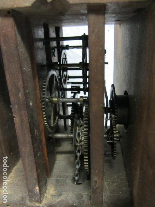 Relojes de pared: Reloj de ratera o selva negra - Foto 9 - 123586107