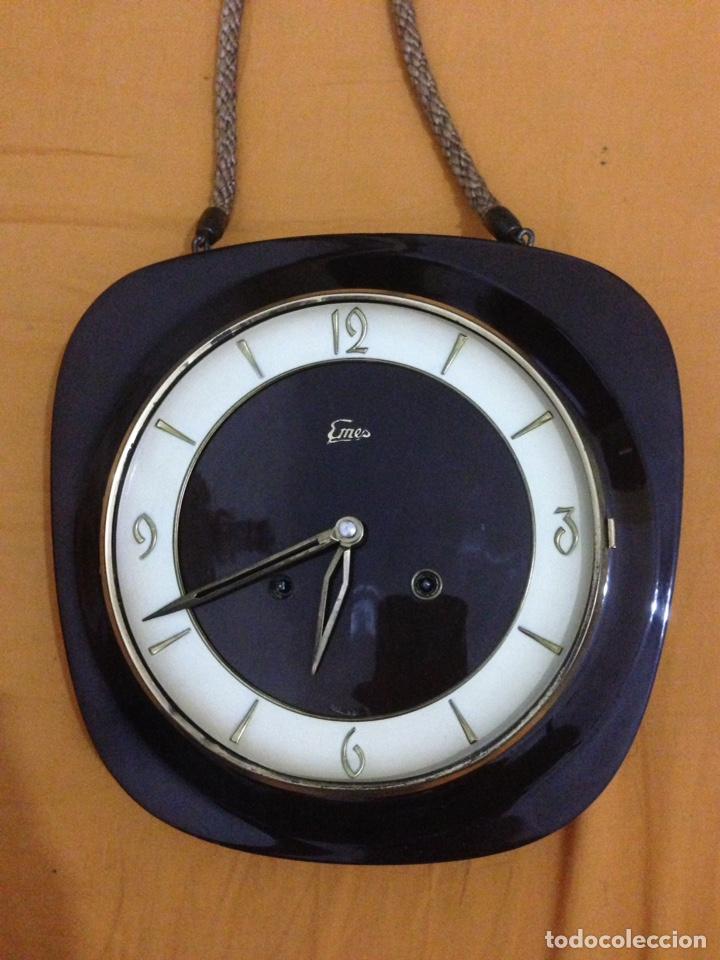 RELOJ EMES DE PARED (Relojes - Pared Carga Manual)