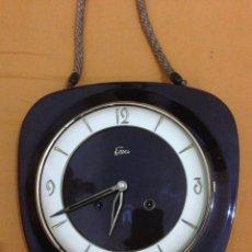 Relojes de pared: RELOJ EMES DE PARED. Lote 124547263