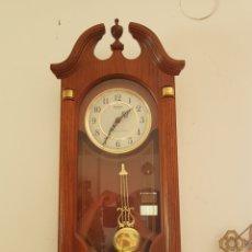 Relojes de pared: RELOJ PARED RHYTHM QUARTZ. Lote 125198416