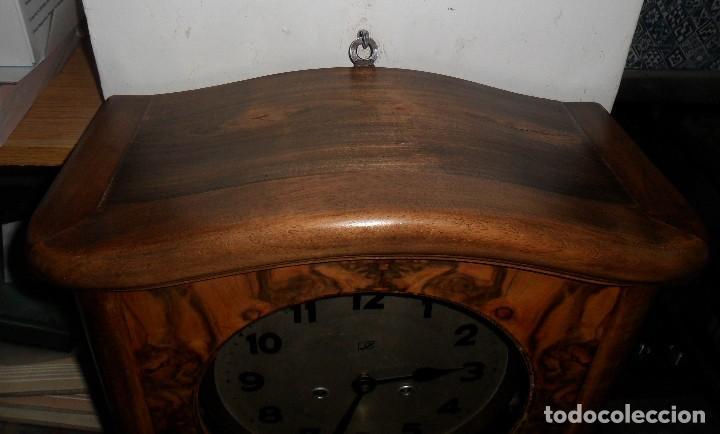 Relojes de pared: Reloj de Pared mecánico con sonería - Foto 5 - 125235779