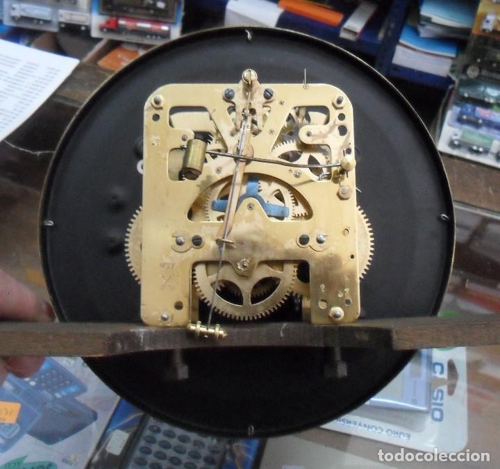 Relojes de pared: Reloj de Pared mecánico con sonería - Foto 6 - 125235779