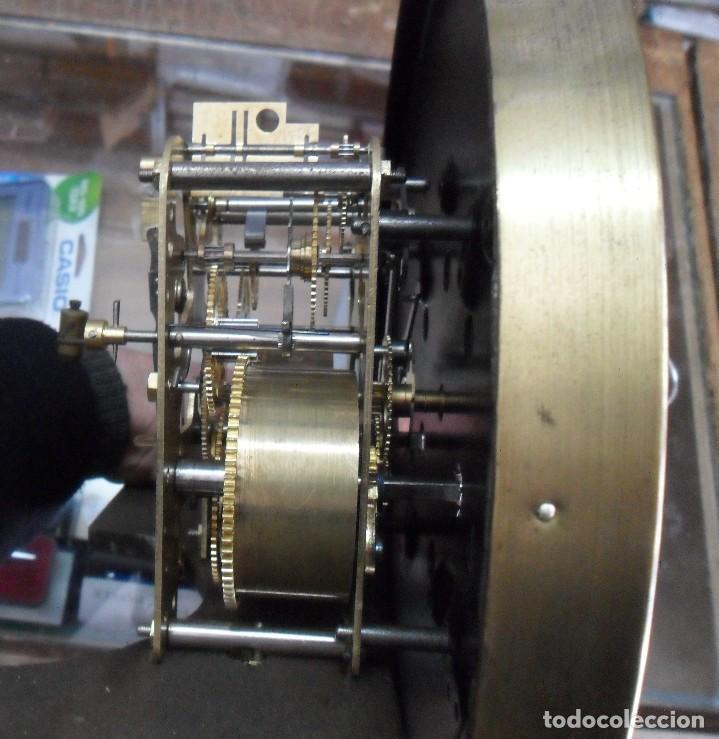 Relojes de pared: Reloj de Pared mecánico con sonería - Foto 10 - 125235779