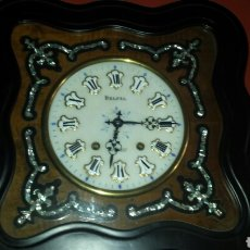 Relojes de pared: RELOJ MOREZ. Lote 125689502