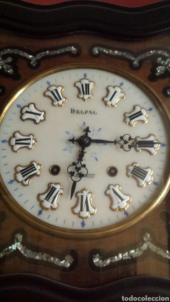 Relojes de pared: Reloj morez - Foto 2 - 125689502