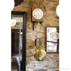 Relojes de pared: RELOJ MOREZ. Lote 129093655