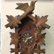Relojes de pared: RELOJ DE CUCO FUNCIONANDO PERFECTAMENTE - RELOJ DE PARED - VER FOTOS. Lote 130073595