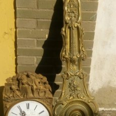 Relojes de pared: IMPORTANTE MOREZ. Lote 130332220