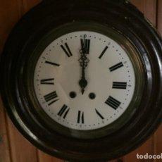 Relojes de pared: RELOJ ANTIGUO , 45 CMS DIÁMETRO. Lote 130412778