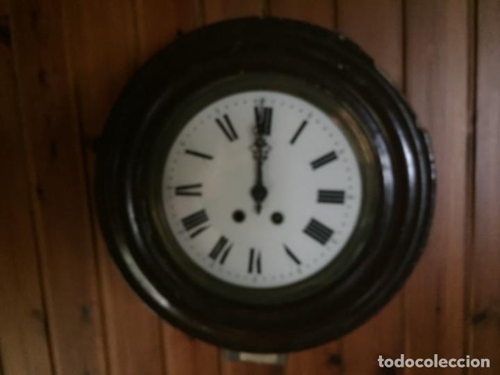 Relojes de pared: Reloj antiguo , 45 cms diámetro - Foto 3 - 130412778