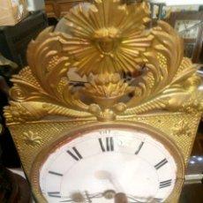 Relojes de pared: RELOJ AÑO 1830. Lote 130609779